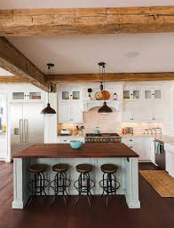farmhouse style kitchen with oak cabinets 12 gorgeous farmhouse kitchen cabinets design ideas