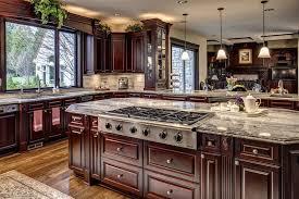 kitchen island with stove top 23 stunning gourmet kitchen design ideas designing idea