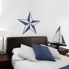 nautical star wall decal nautical wall decals artequals nautical star wall decal