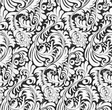 seamless fern wallpaper pattern background organic plant and