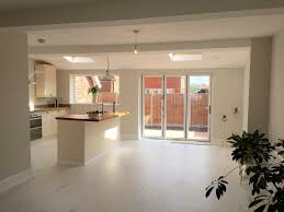 kitchen diner extension ideas similar layout to ours although ours is a less open