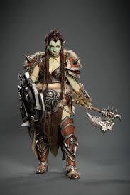 Wow Halloween Costumes Warsong Commander Cosplay Hearthstone Warcraft