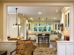 contemporary open floor plans contemporary kitchen open plan kitchen dining new kitchen living