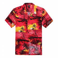 hawaii hangover hawaiian shirt aloha shirt in sunset shop