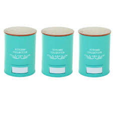 blue kitchen canister teal canister set rustic kitchen canister set kitchen canister