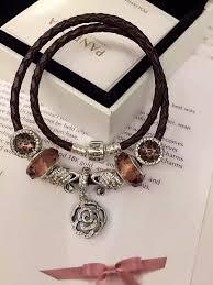 pandora bracelet charm bracelet images Best 25 pandora leather bracelet ideas pandora jpg