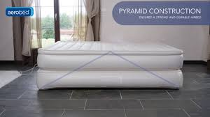 Ultra King Bed Aerobed Ultra Divan King Airbed En Youtube