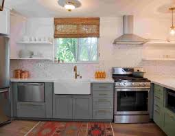 Painted Kitchen Cabinet Ideas Freshome Painted Kitchen Cabinet Ideas Freshome Saffronia Baldwin