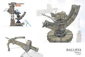 siege machines siege weapons and war machines