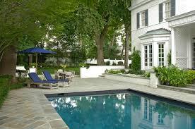 pool house addition on raised terrace creates stunning outdoor washington dc pool house addition