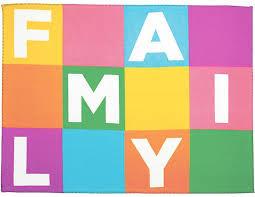 Novogratz Family Rug Novogratz Old Navy Family Blanket
