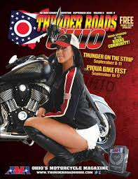 thunder roads ohio september 2016 by thunder roads ohio magazine