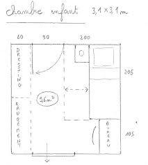 surface minimum d une chambre dessiner des plans fonctionnels conseils thermiques