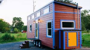 Molecule Tiny House by The Big Whimsy Newest Tiny House From Wind River Tiny Homes Youtube