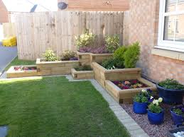 Raised Flower Bed Corners - stepped corner box jardin pinterest gardens raised flower