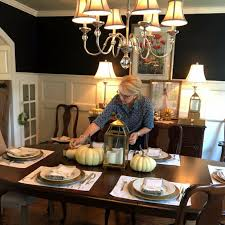 how to set a thanksgiving table and family recipes thine home