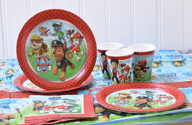 paw patrol party supplies party pieces