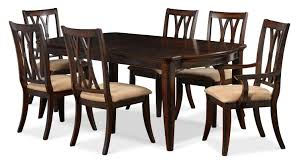 Ashley Furniture Trishelle Dining Table by King George Dining Room 7 Pc Dining Set Leon U0027s Http Www