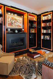 Den Ideas Living Room Cool Den Ideas Living Room Contemporary With Zebra