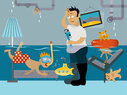 What To Do When Your Basement Floods by What To Do If Your Basement Floods G J Macrae G J Macrae