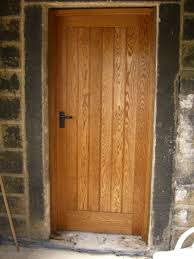Hardwood Door Frames Exterior Solid Wood Doors Made To Measure Near Ilkley Yorkshirefine Wood