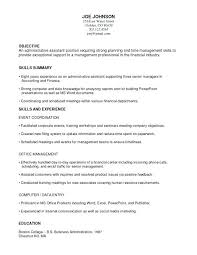 a resume example in the combination resume format functional vs