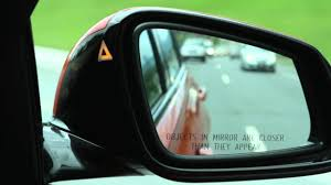 Mirrors For Blind Spots On Cars Active Blind Spot Detection Bmw Genius How To Youtube