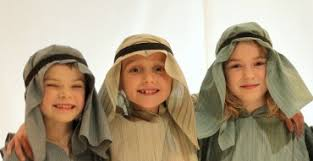 how to make a nativity costume lyndsey