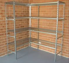 storage u0026 organization best corner wire shelving unit best way