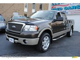 f150 ford lariat supercrew for sale 2008 ford f150 lariat supercrew 4x4 in green metallic