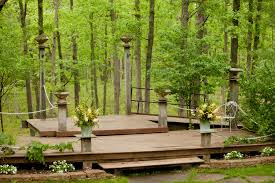 wedding venues in missouri missouri rustic wedding at alpine park gardens chagne