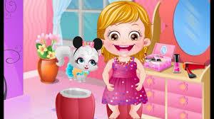 Baby Hazel Room Games - baby hazel spa bath cute baby hazel games youtube