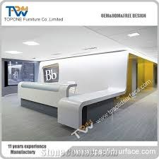 Quality Reception Desks Made In China Supreme Quality Reception Desk For Thermos Topone