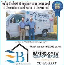 Air Comfort Services Bartholomew Comfort Service Home