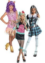 Monster Halloween Costumes Girls Official Monster Costumes Monster Halloween Costumes
