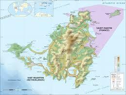 Eastern Caribbean Map by St Maarten Map U2013 Plan Your Trip To St Maarten U2013 Find Cheap Sint