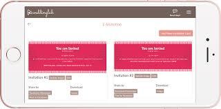 E Invitation Card Weddinglah Create A Brand New Wedding Experience