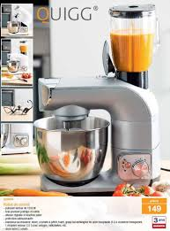 cuisine quigg aldi promotie de cuisine quigg keukenrobot geldig tot