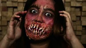 halloween sfx makeup aswang youtube