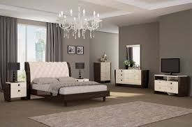 Bedroom Contemporary Furniture Modern Eco Leather Tufted Bed Gu 89 Contemporary Bedroom