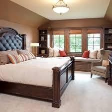 Nightstand Bookshelf Dark Wood Nightstands Photos Insight For Transitional Bedroom With