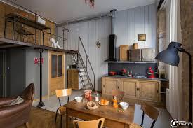 deco industrielle atelier studio d u0027étudiant de style indus u0027 e magdeco magazine de décoration