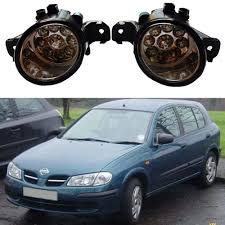 nissan almera rear bumper high quality almera fog lamp promotion shop for high quality