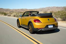 volkswagen beetle vw beetle to get the axe after 2018