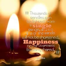 buddha happiness quote