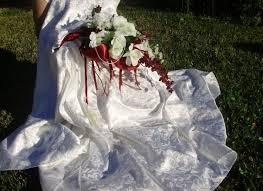 silk wedding flower packages custom made luxury white roses pearls silk cascading bridal