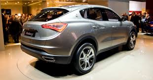 maserati jeep maserati levante specs and photos strongauto