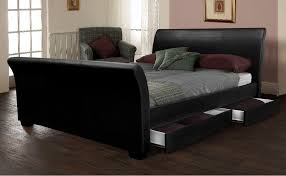Sleigh King Size Bed Frame King Size Sleigh Bed Bonners Furniture