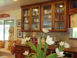 Glass Kitchen Cabinets Doors by Home Is Where The Heart Is Seeded Glass In The Kitchen