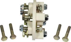 flexible coupling for boat propeller shaft 910 007